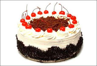 طريقة عمل بلاك فورست كيك - forest cake