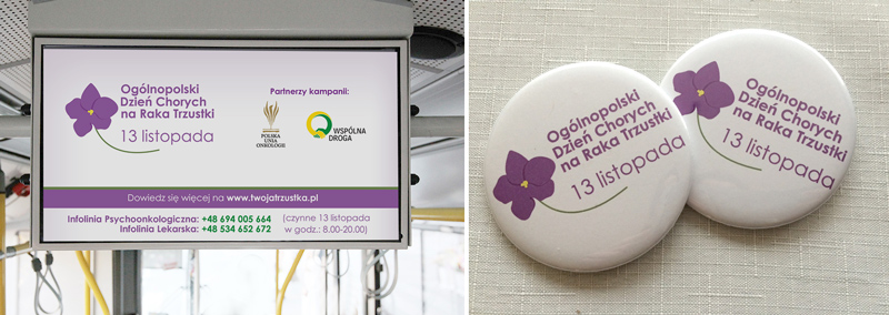 urbaniak grafika logo ogólnopolski dzien chorych na raka trzustki