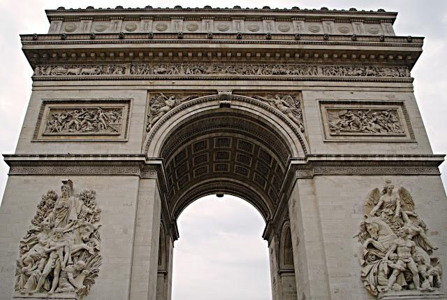 Arc de Triomphe de l'Étoile Paris image