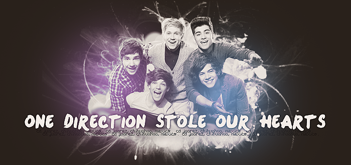 One Direction Stole Our Hearts {FANCLUB} ♥