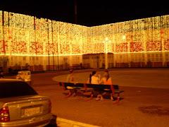 Prefeitura na Noite de Natal.