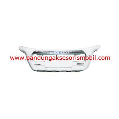 Bumper All New Avanza Veloz+Lampu Putih Metalik