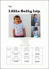 LITTLE BETTY TOP