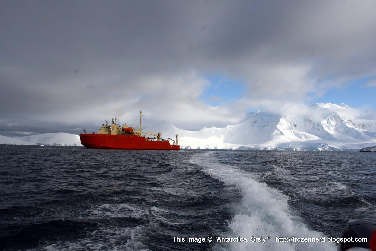 Antarctica Srsly Port Lockroy