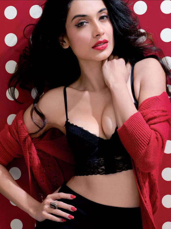 Sarah Jane Dias Photoshoot For Maxim India