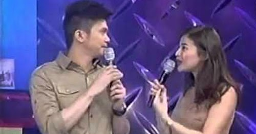 """Video: Anne Curtis greets Vhong Navarro with """"I love you ..."""
