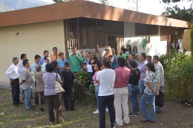 Gobierno regional atiende problemática del módulo San Isidro