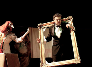 Dionysios Kyropoulos as Uberto (La Serva Padrona) - photo by Grigoris Siamidis