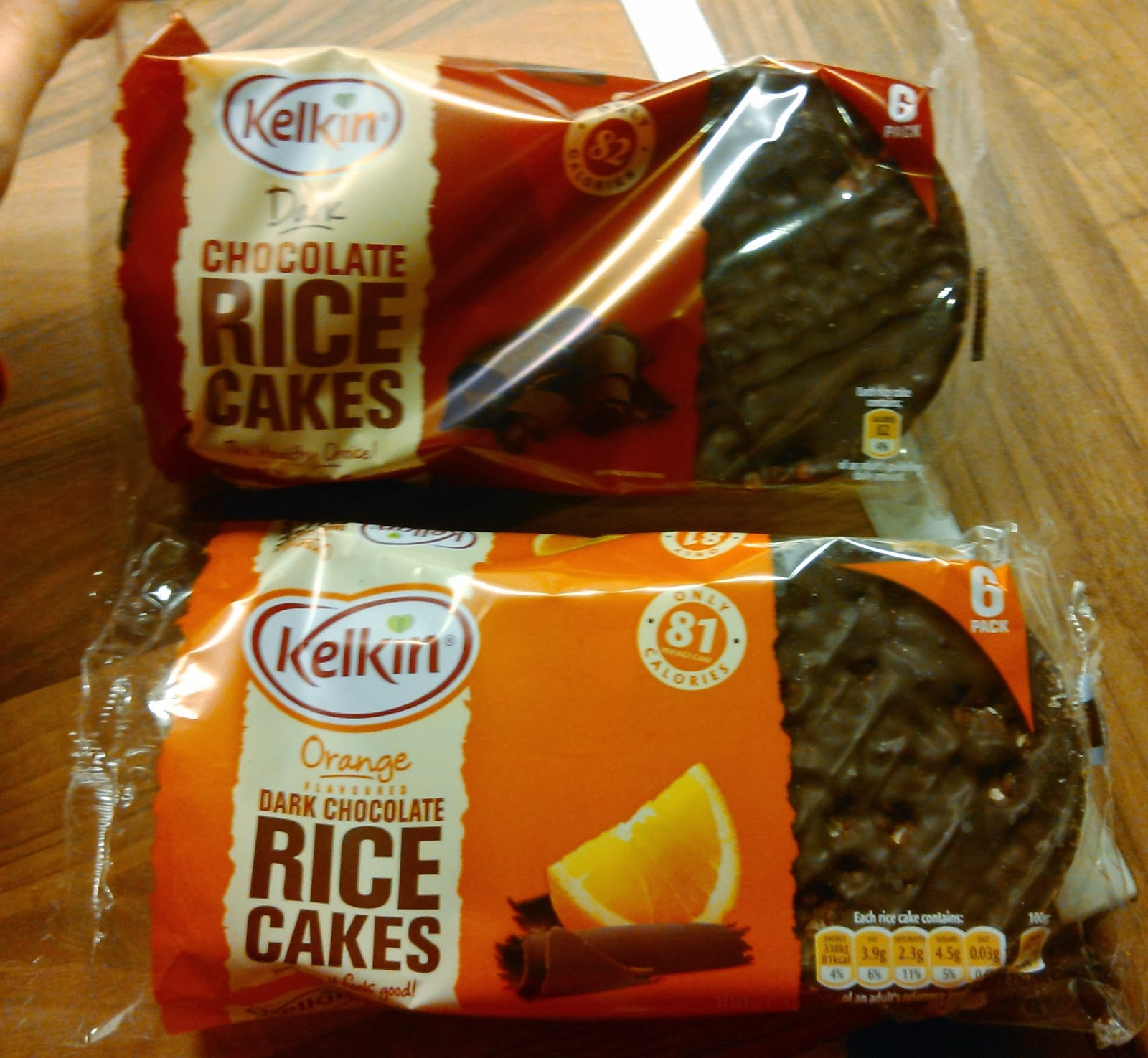 Chocolate Rice Cakes Lidl