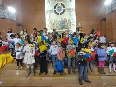 IAM e JM participam da abertura do Mês Missionário na Diocese de Umuarama (PR)