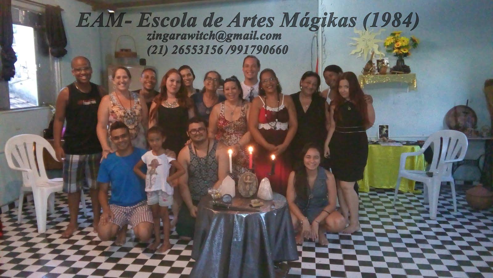 EAM- ESTUDOS DE MAGIA