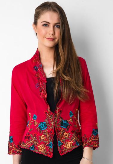 Baju Kebaya Modern Cantik - Model Kebaya Terbaru 2014/2015