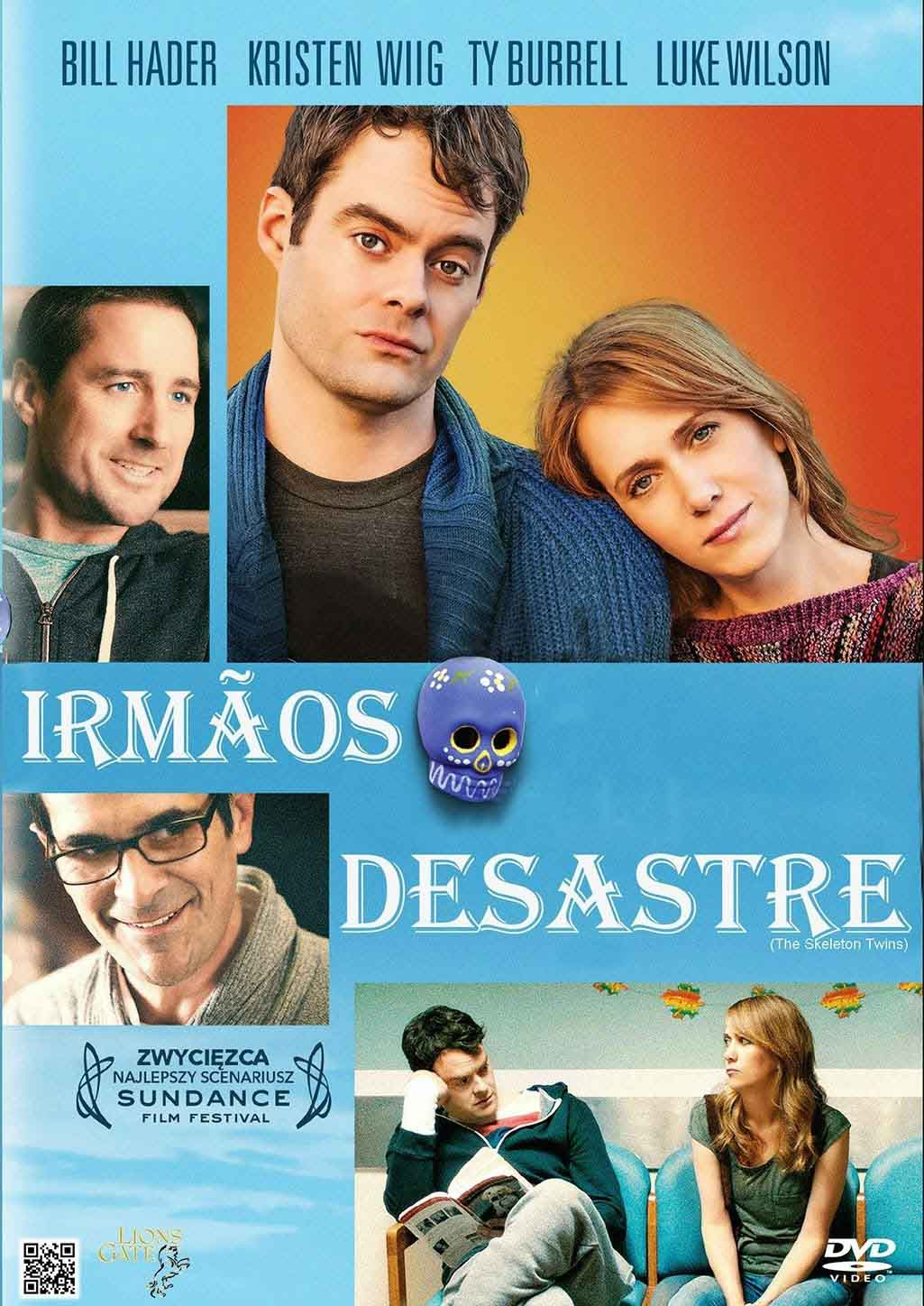 Irmãos Desastre Torrent - Blu-ray Rip 720p Dual Áudio (2015)