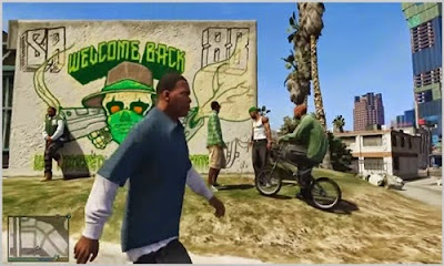 Download Grand Theft Auto V + RELOADED for PC