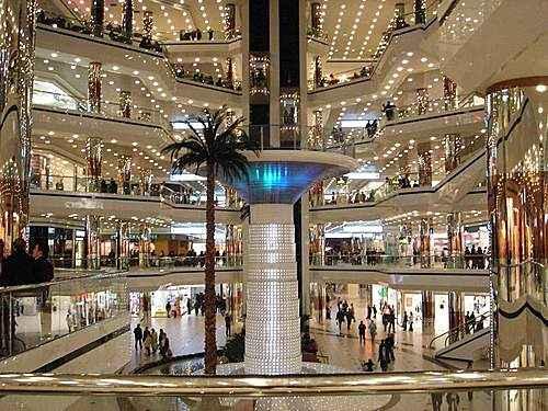 Istanbul Cevahir Shopping Centre, Un impresionante Centro