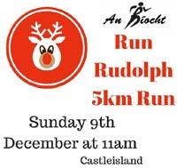 5k in Castleisland, Kerry... Sun 9th Dec 2018