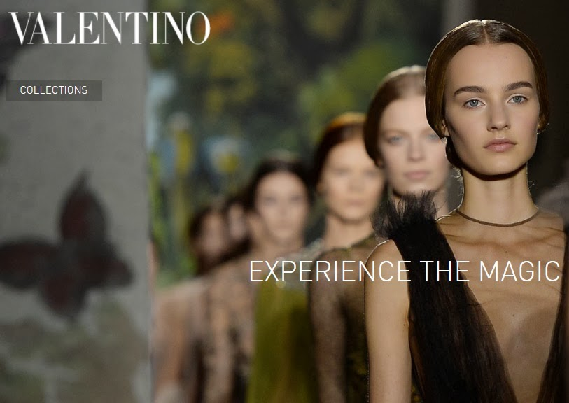 VISIT - HOUSE OF VALENTINO