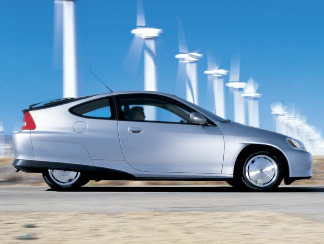 Hybrid cars review