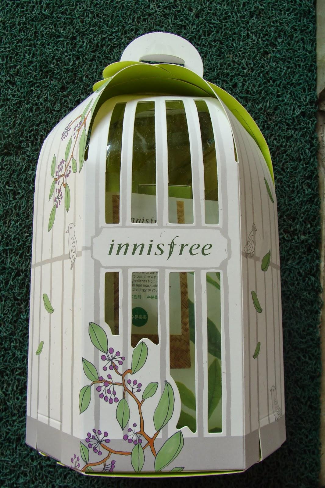 My Cute Innisfree Cage