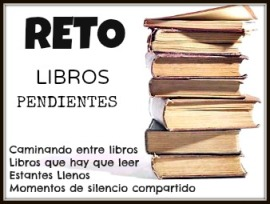 RETO LIBROS PENDIENTES