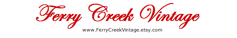 Ferry Creek Vintage
