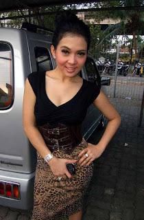 Syahrini Foto Hot Artis Indonesia
