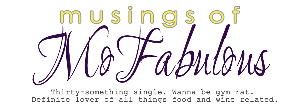 Musings of MoFabulous