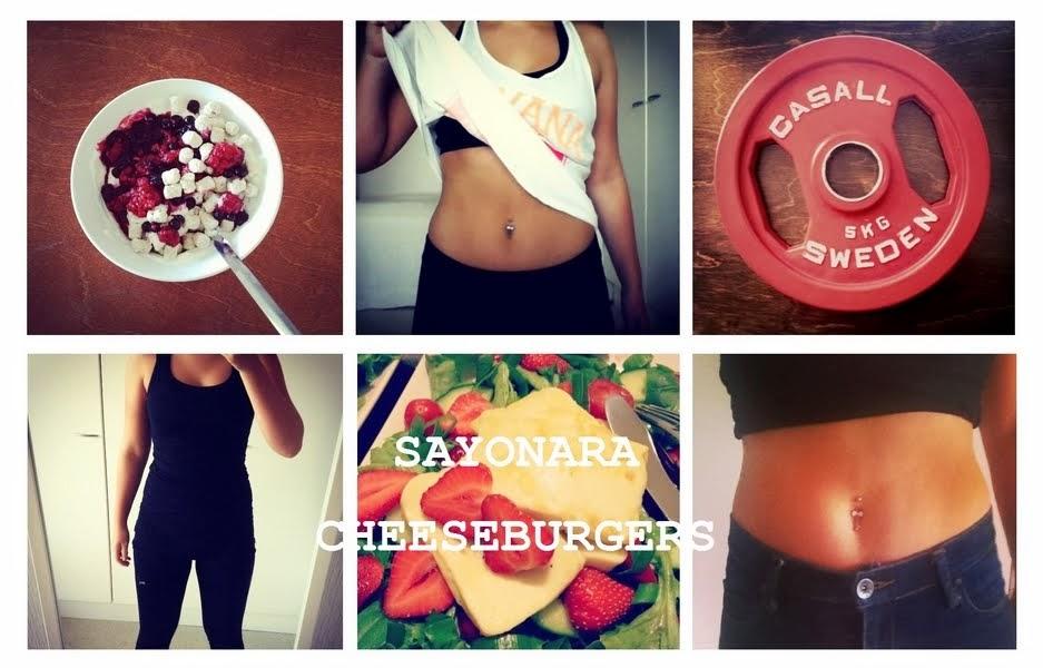 Sayonara Cheeseburgers