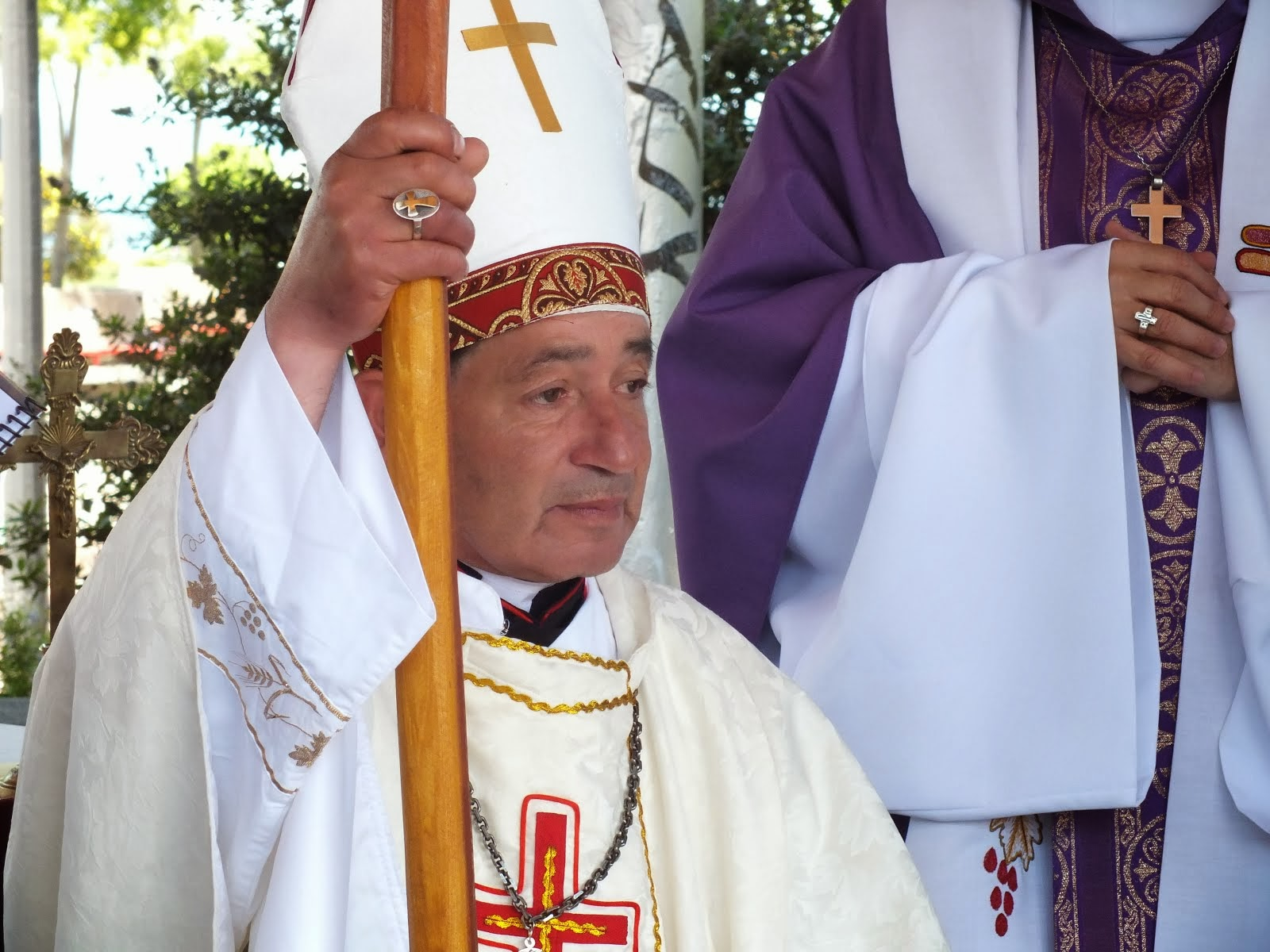 Sucesión Apostólica de ++Fray María Domingo