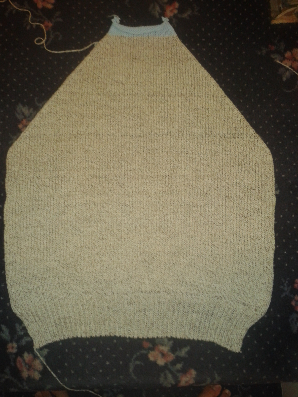 Knitting Joining Raglan Seams : Alex s machine knitting cricketers cable raglan sweater