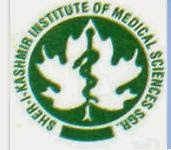 Jobs in Sher-I-Kashmir Institute of Medical Sciences,Nov-2014