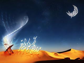 amalan menyambut ramadhan