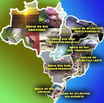 Hidrografia   Brasil