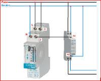 Electrical diagrams contactor clock timer contactor clock timer swarovskicordoba Gallery