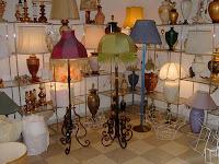 diseños de pantallas de lamparas