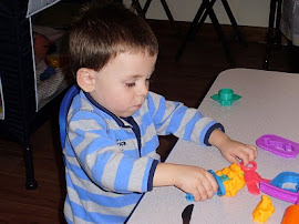 Playdough is Fun!