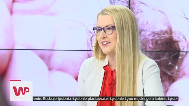 Weronika Słupek - Trycholog Warszawa