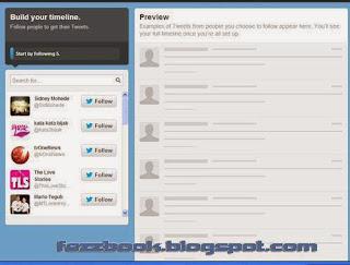 Cara Daftar Di Twitter
