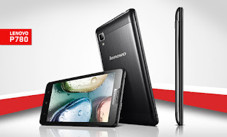 Lenovo P780: Champion for 4000mAh battery