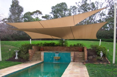 swimming pool shade in dubai: Swimming Pool Shades : Manufacturer ...