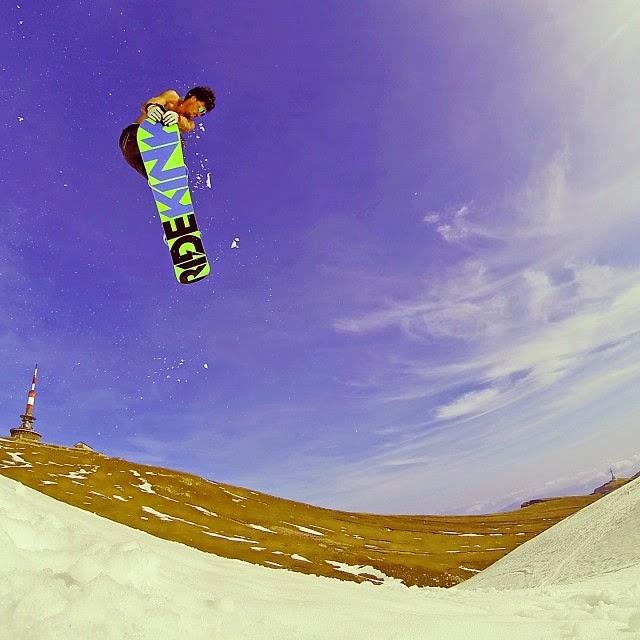 CURS FREESTYLE SNOW ACADEMY SINAIA -VIOREL CORBU