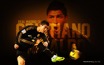 CR7 2012 Kick Picturs