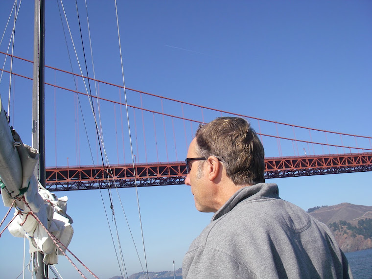 Scott and The Golden Gate