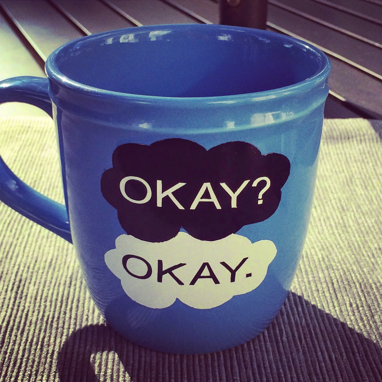 The Fault in Our Stars Cup
