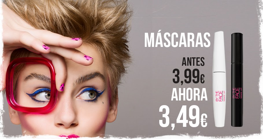 BY THEFACE MAKE UP