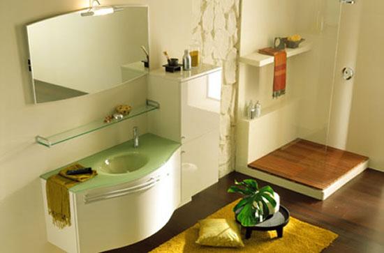 Dise os de cuartos de ba o modernos con muchos colores - Diseno de cuartos de banos modernos ...