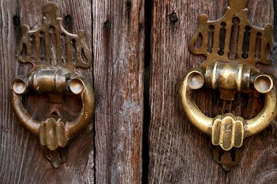 Osmanlı Kapı Tokmağı Adeti