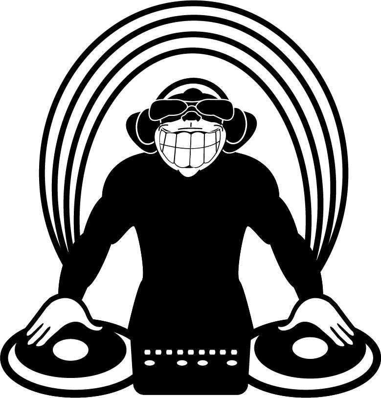 dj Logo Graphic Design dj Logo Graphics Designs