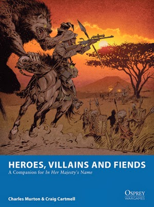 Heroes, Villains and Fiends Book Cover