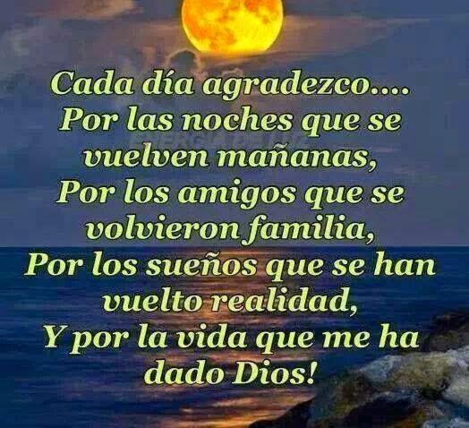 Oracion A Dios En La Noche